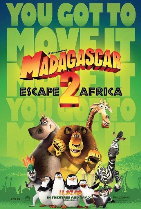 Watch Movie Madagascar: Escape 2 Africa