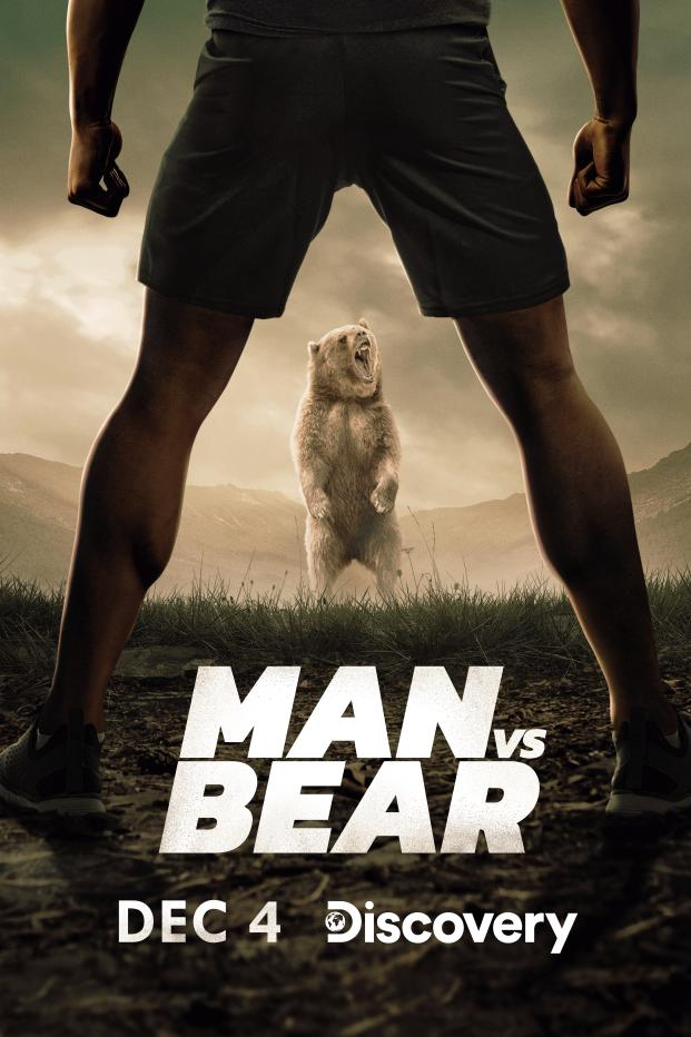 Watch Movie Man vs Bear - Season 1