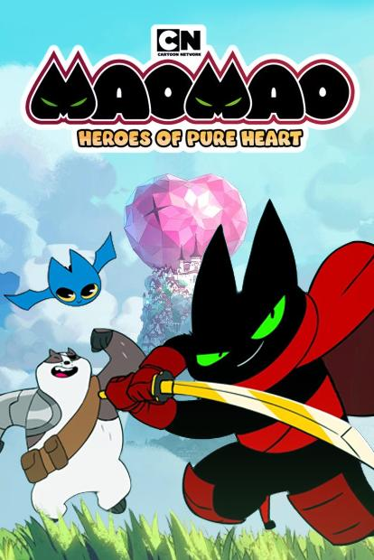 Watch Movie Mao Mao: Heroes of Pure Heart - Season 1