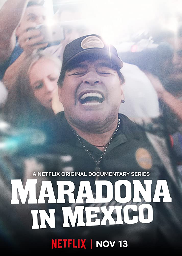 Watch Movie Maradona in Mexico - Season 1