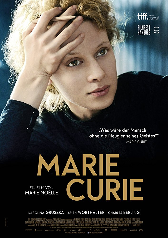 Watch Movie Marie Curie: The Courage of Knowledge