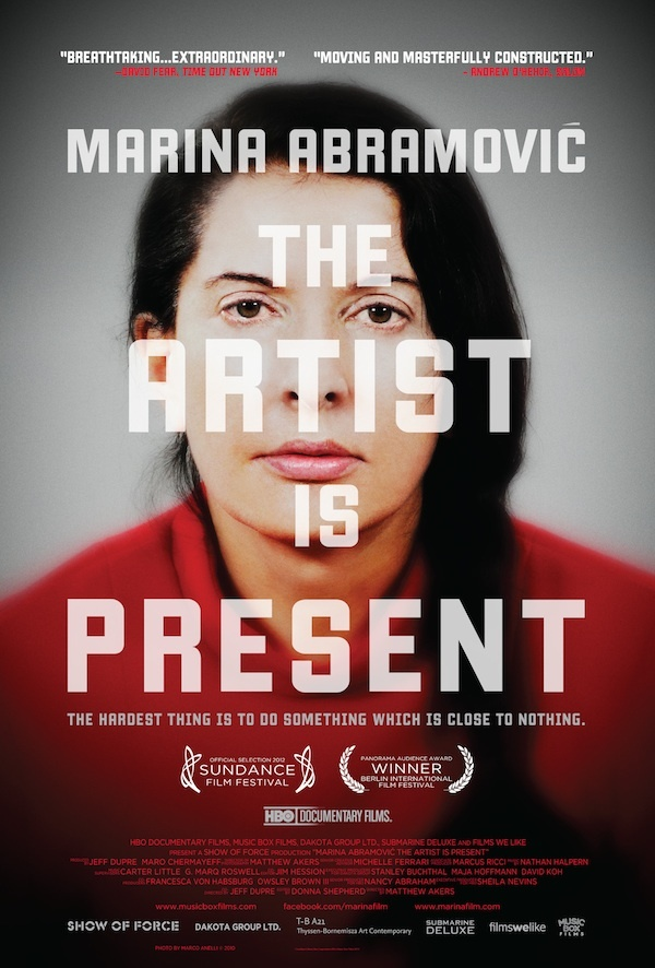Watch Movie Marina Abramovic: The Artist Is Present
