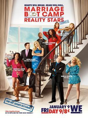 Watch Movie Marriage Boot Camp Reality Stars - Season 9