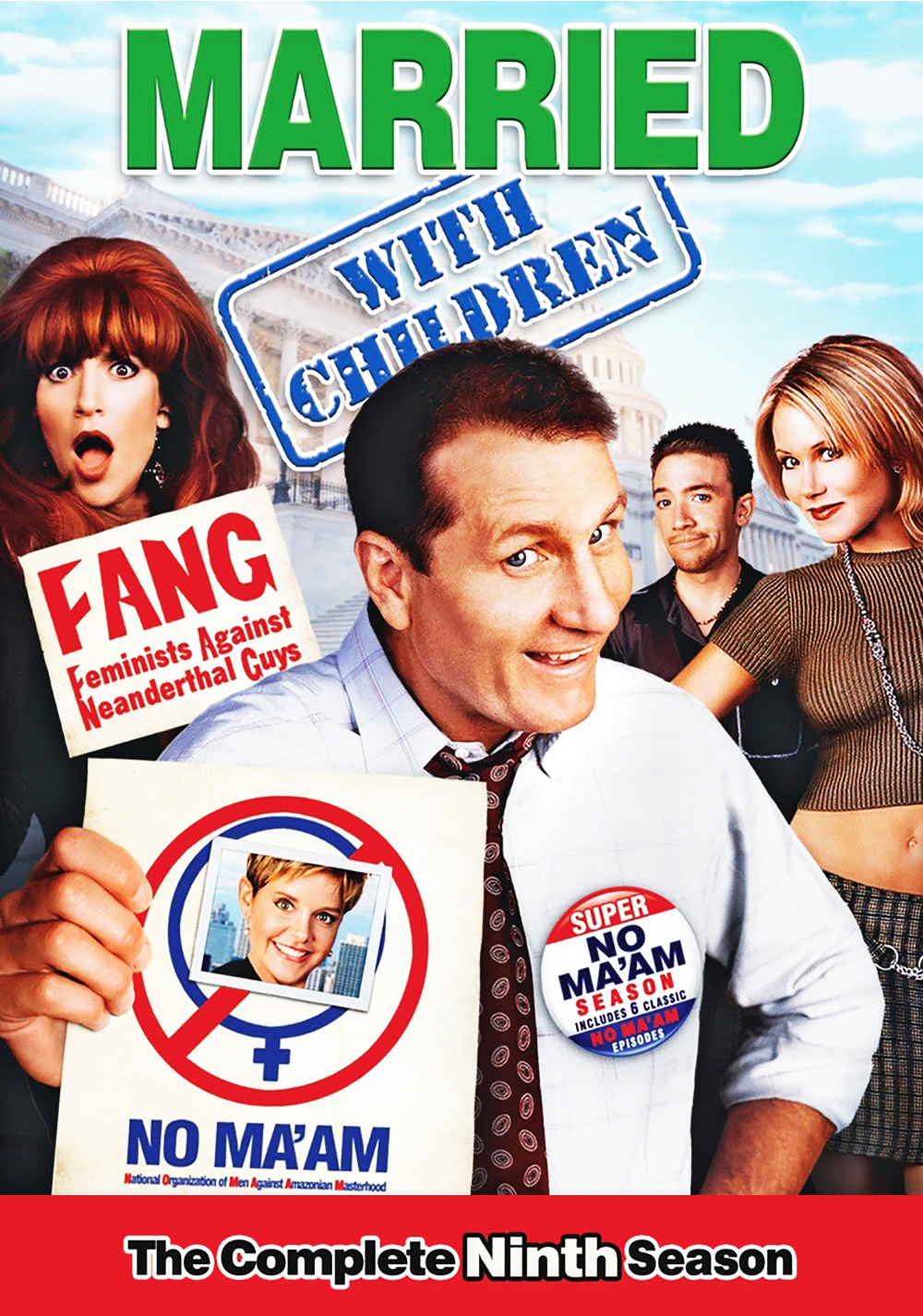 Watch Movie Married With Children - Season 6
