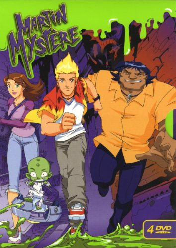 Watch Movie Martin Mystery - Season 1