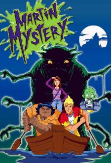 Watch Movie Martin Mystery - Season 2