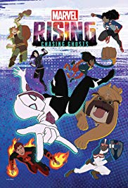 Watch Movie Marvel Rising: Chasing Ghosts