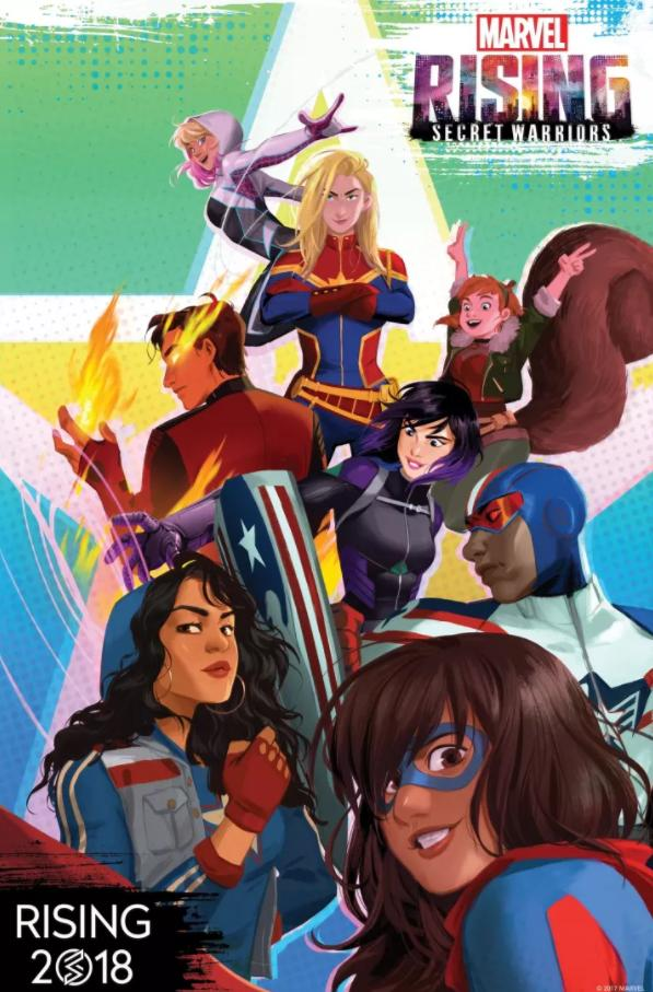 Watch Movie Marvel Rising: Secret Warriors
