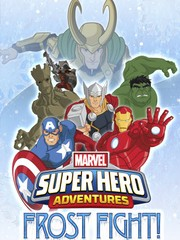 Watch Movie Marvel Super Hero Adventures Frost