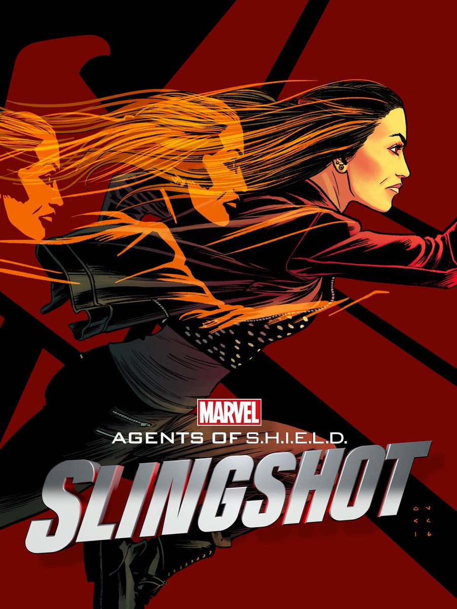 Watch Movie Marvels Agents of S.H.I.E.L.D. Slingshot - Season 1
