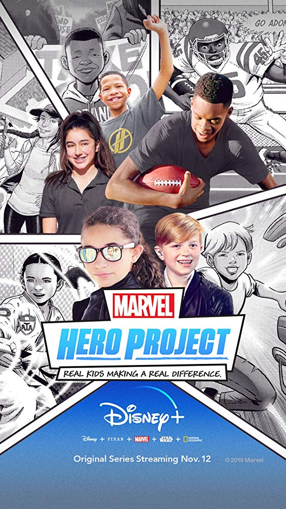 Watch Movie Marvel's Hero Project - Season 1