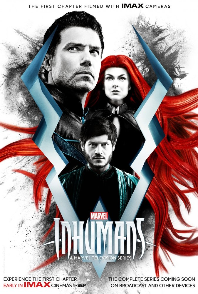 Watch Movie Marvel's Inhumans - Season 1