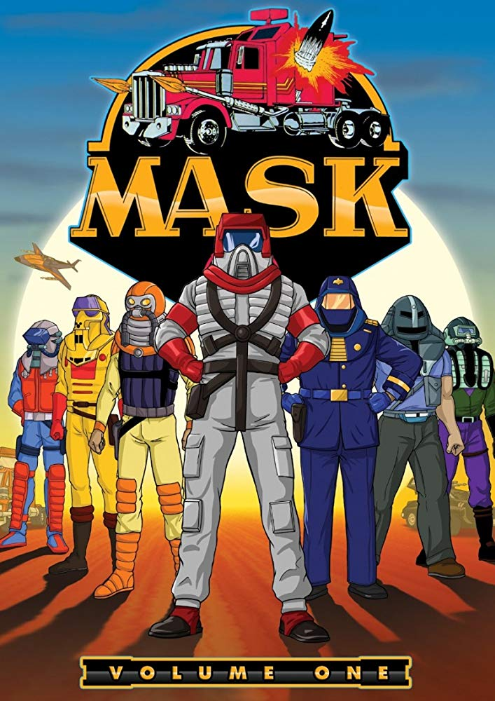 Watch Movie MASK - Season 2