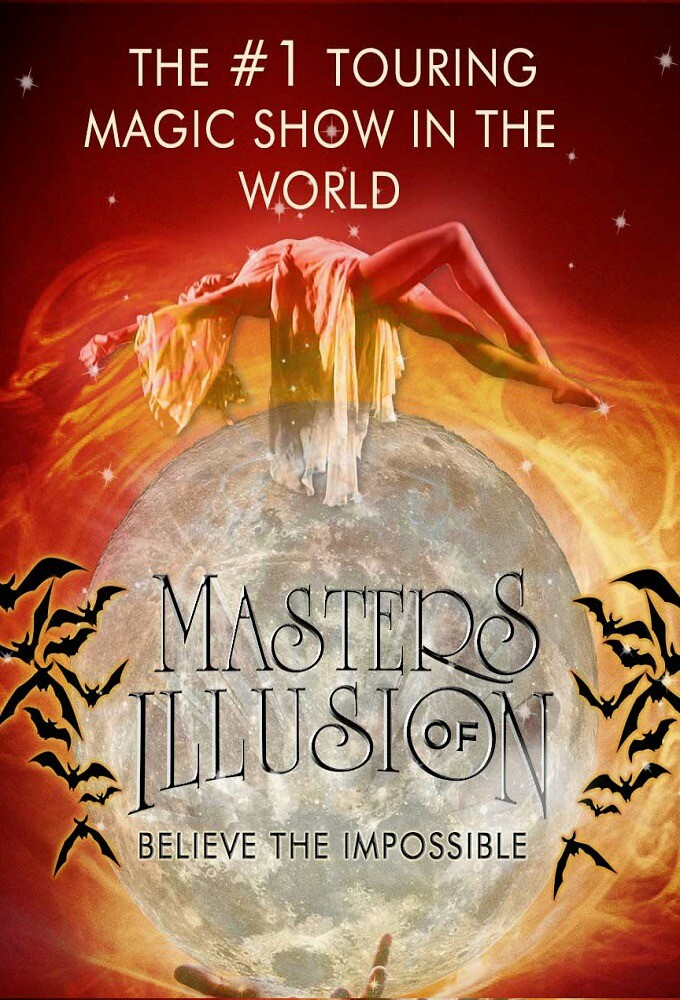 Watch Movie Masters Of Illusion - Season 3