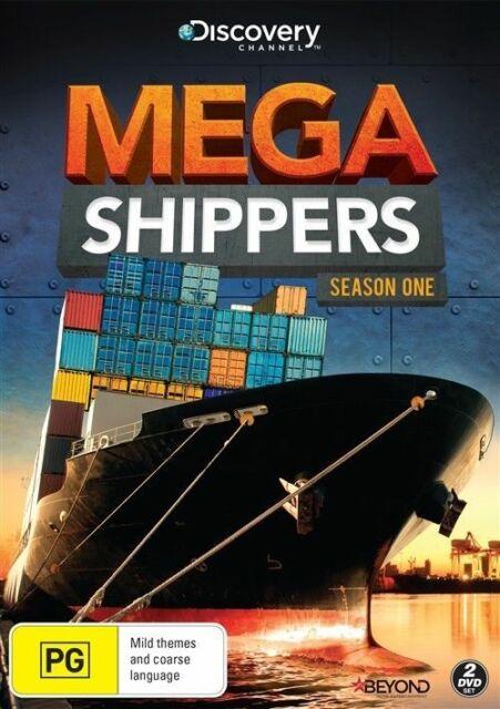 Watch Movie Mega Shippers - Season 3