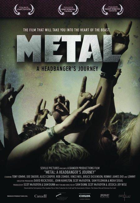 Watch Movie Metal: A Headbanger's Journey