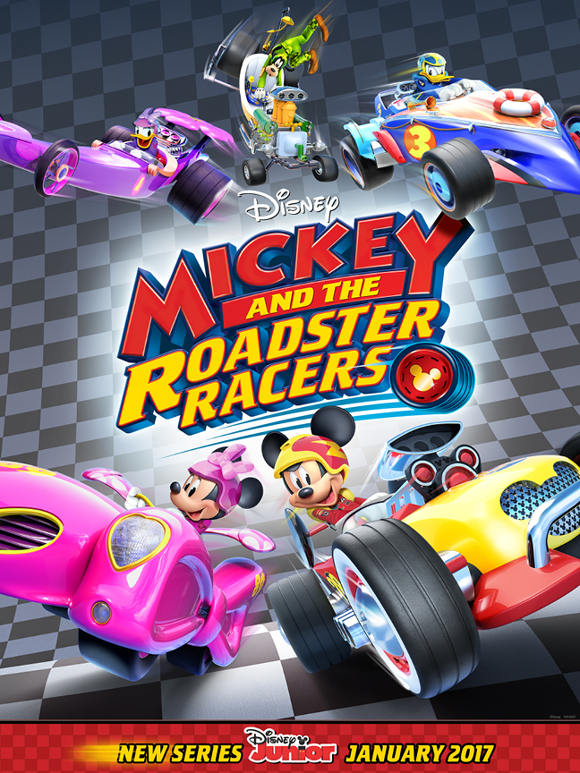 Watch Movie Mickey and the Roadster Racers - Season 2