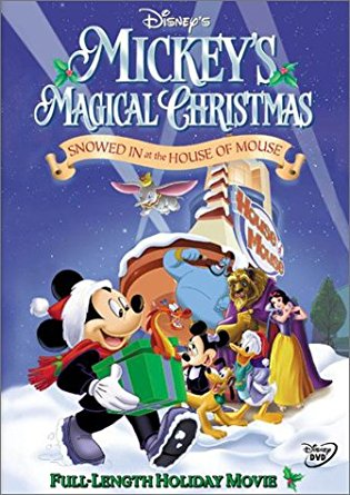Watch Movie Mickey's Magical Christmas: Snowed in at the House of Mouse