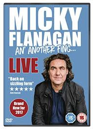 Watch Movie Micky Flanagan - An' Another Fing Live
