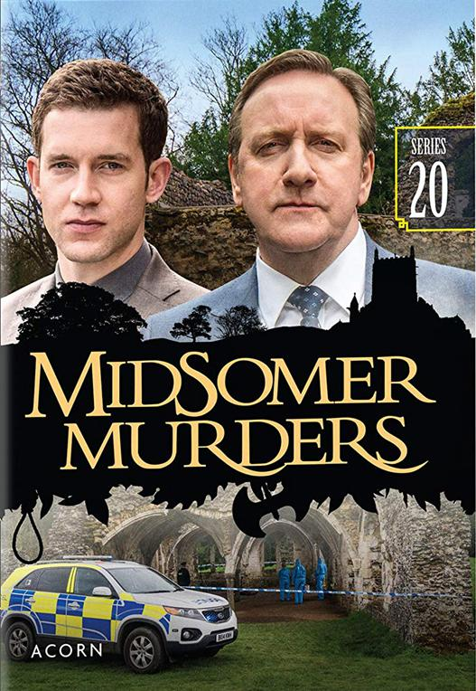 Watch Movie Midsomer Murders - Season 18
