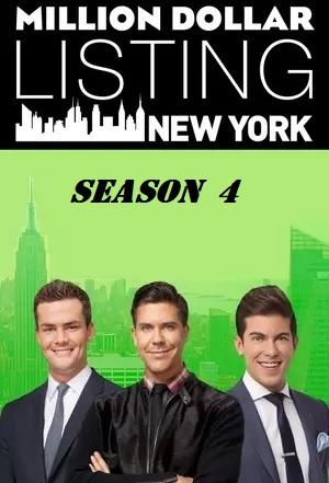 Watch Movie Million Dollar Listing New York - Season 4