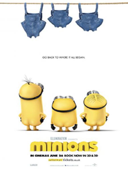 Watch Movie Minions