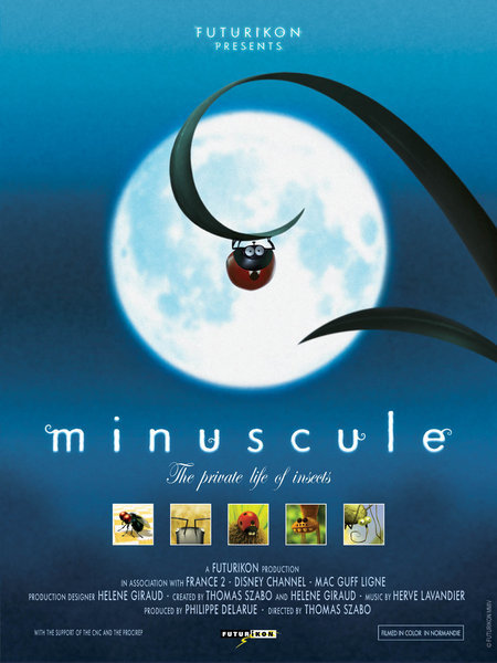 Watch Movie Minuscule - Season 1