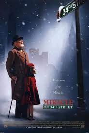 Watch Movie Miracle On 34th Street