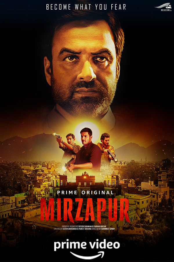 Watch Movie Mirzapur - Season 1