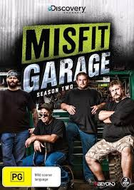 Watch Movie  Misfit Garage - Season 5