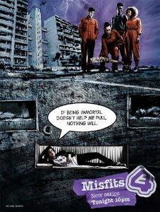 Watch Movie Misfits - Season 1