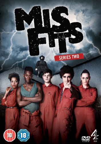 Watch Movie Misfits - Season 2