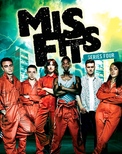 Watch Movie Misfits - Season 3