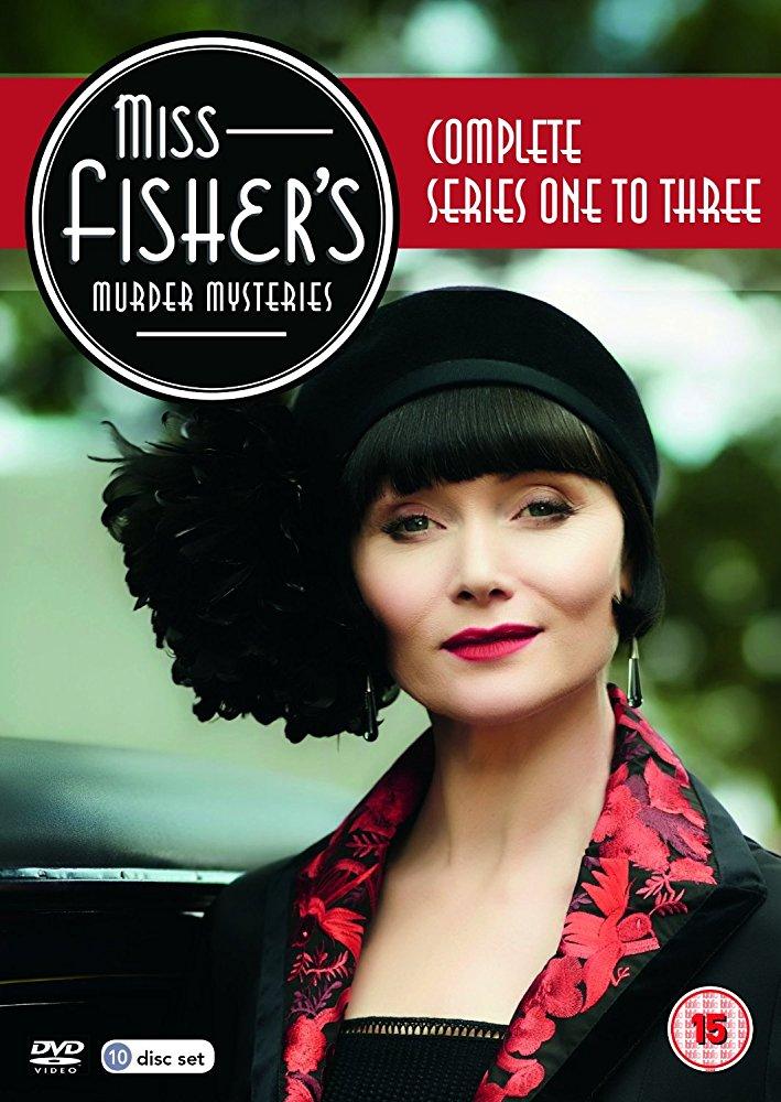 Watch Movie Miss Fisher's Murder Mysteries - Season 2
