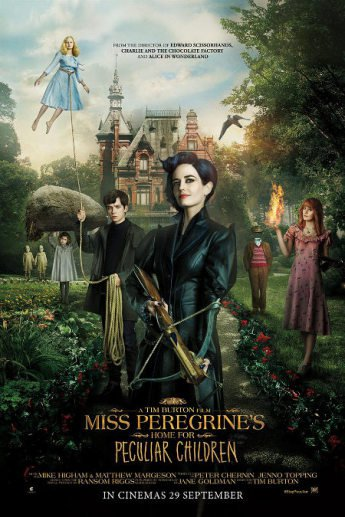 Watch Movie Miss Peregrine's Home for Peculiar Children