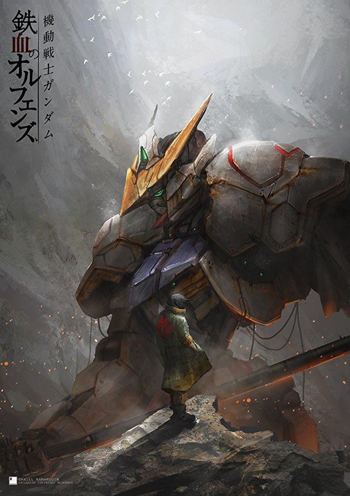 Watch Movie Mobile Suit Gundam: Iron-Blooded Orphans - Season 2