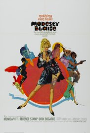 Watch Movie Modesty Blaise