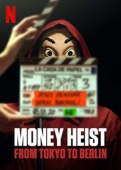 Watch Movie Money Heist: From Tokyo to Berlin - Season 1