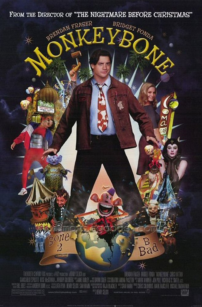 Watch Movie Monkeybone