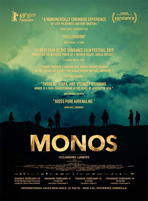 Watch Movie Monos