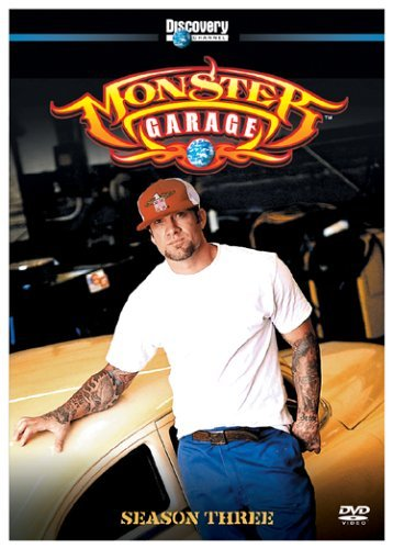 Watch Movie Monster Garage - Season 2