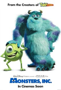 Watch Movie Monsters Inc
