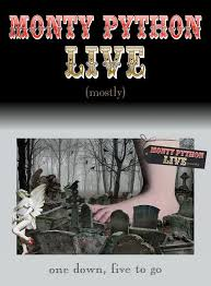 Watch Movie Monty Python Live