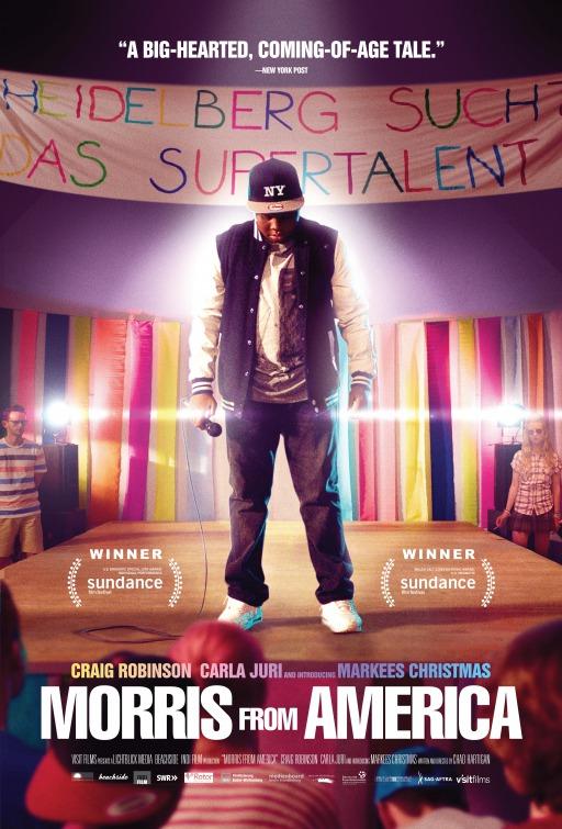 Watch Movie Morris from America