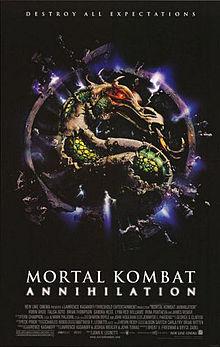 Watch Movie Mortal Kombat Annihilation
