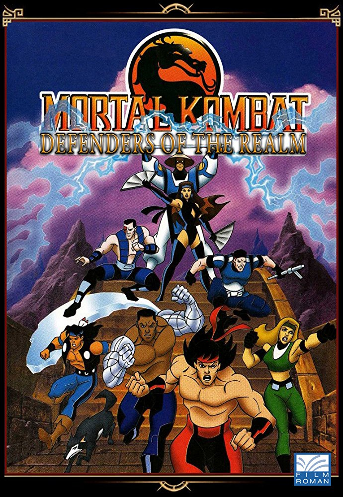 Watch Movie Mortal Kombat: Defenders of the Realm - Season 1
