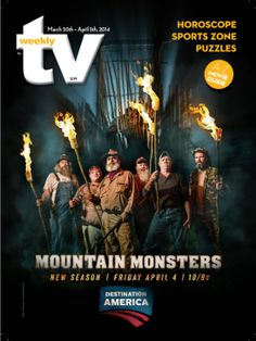 Watch Movie Mountain Monsters - Season 2