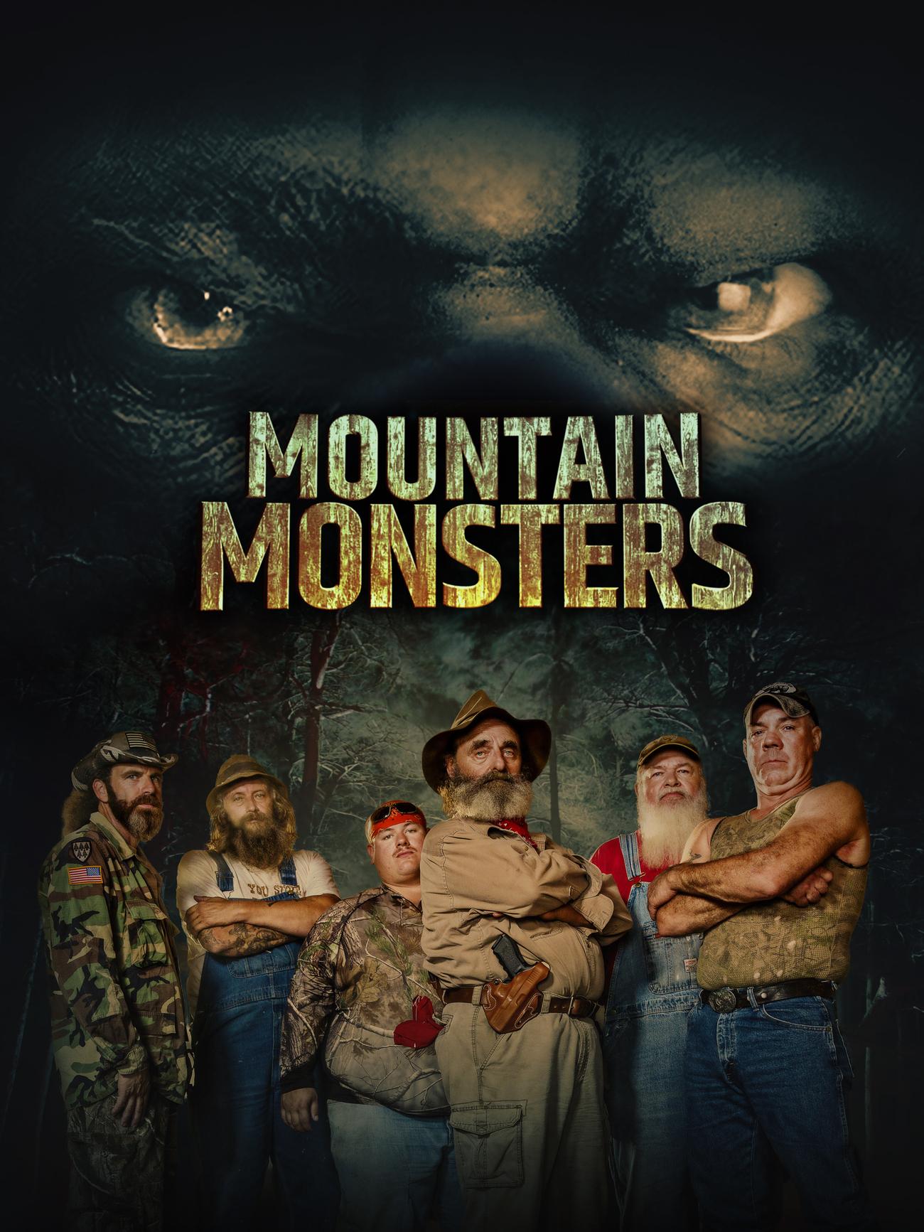 Watch Movie Mountain Monsters - Season 6