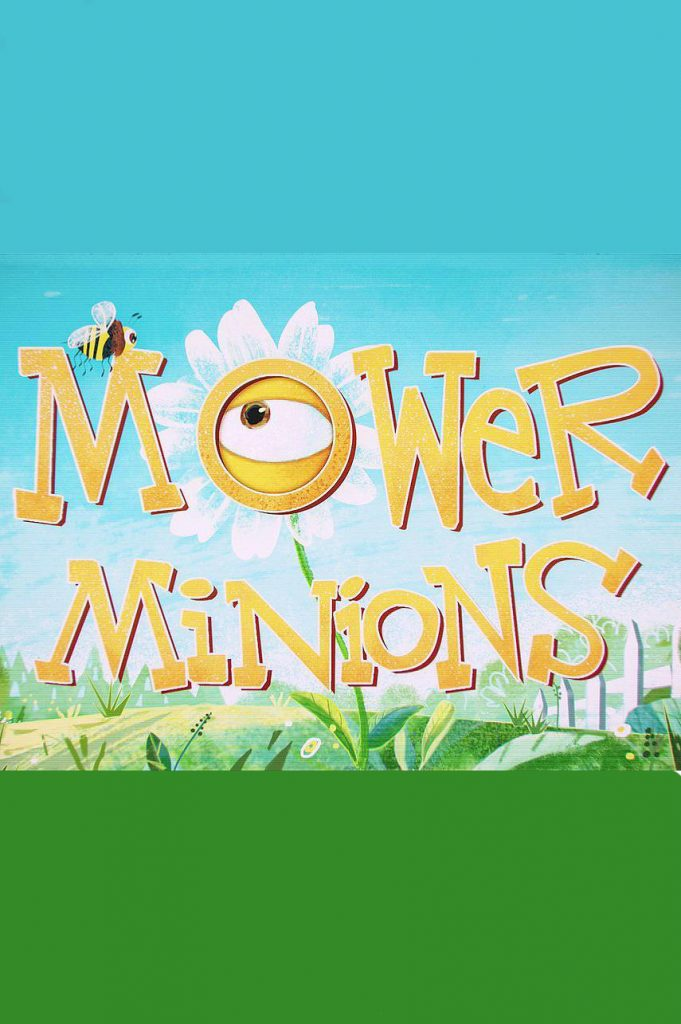 Watch Movie Mower Minions