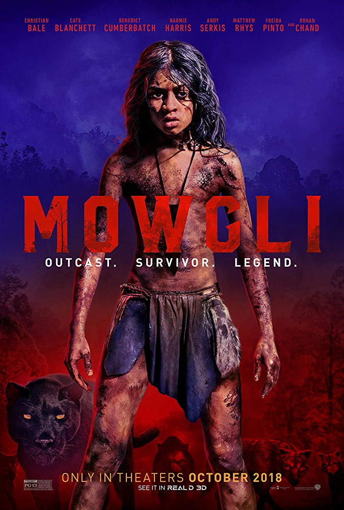 Watch Movie Mowgli: Legend of the Jungle